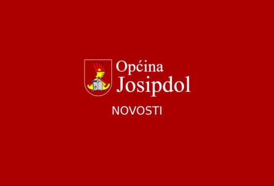 Još jedan uspješno proveden projekt u Općini Josipdol